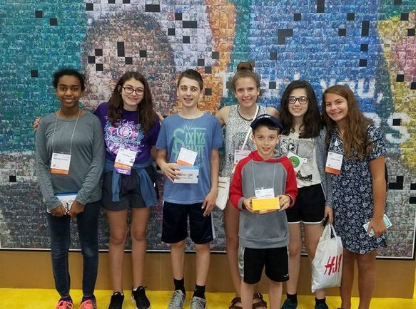 HHAI Students Presented at ISTE 2017