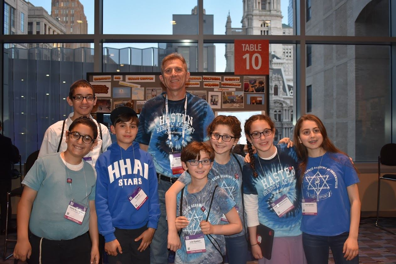 HHAI Students Presented at ISTE 2019 in Philadelphia, PA.